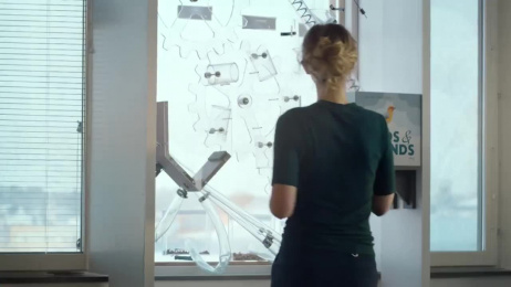 Ramboll: Ramboll Outdoor Advert by Garbergs Annonsbyra