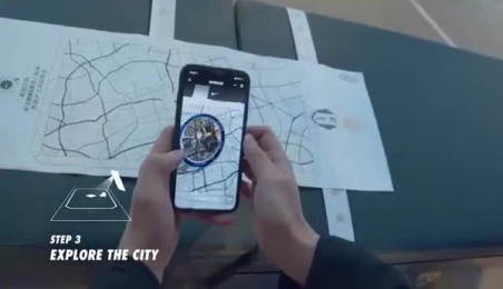 Nike: Unpack Your City [video] Direct marketing by Akqa