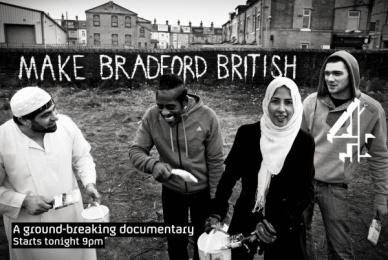 4creative: MAKING BRADFORD BRITISH Print Ad by 4creative