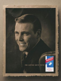 Xylifresh Chewing Gum: MAN Print Ad by S-w-h