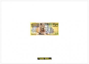 Western Union: AUSTRALIA Print Ad by Publicis Bangkok