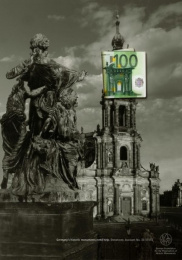 Fund For Preservation Of Historic Monuments: DRESDEN Design & Branding by Ogilvy & Mather Frankfurt