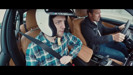 BMW Hot Lap Pitch: The BMW Hot Lap Pitch Film by Bullitt, kbs+p New York
