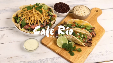 Cafe Rio: Could this year get any better? Film by Funworks