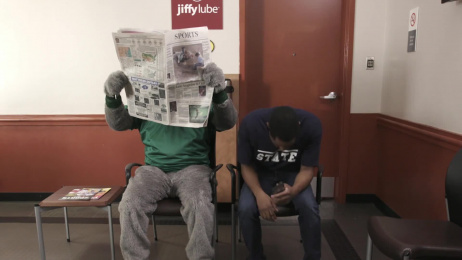 Jiffy Lube: Man Vs. Cat Film by J. Walter Thompson Atlanta
