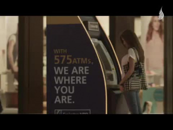 Emirates NBD: AWESOME TRAVELING MACHINE Film by Fortune Promoseven Dubai