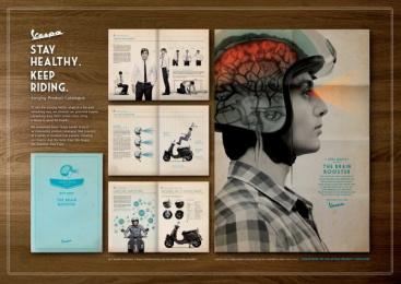 Vespa: The Brain Booster Case study by Y&R Kuala Lumpur
