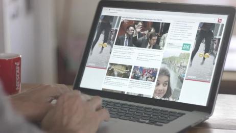 Nescafe: Nescafe Digital Advert by Publicis Conseil Paris