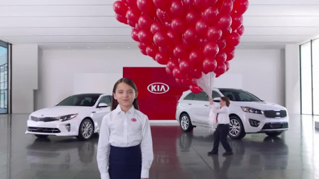 Kia: Balloons Film by David&Goliath