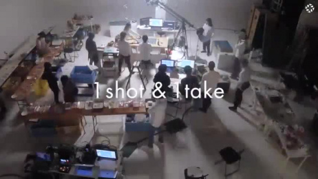 HITOTOKI: Hitotoki Clock Film by Cekai, Dentsu Inc. Tokyo
