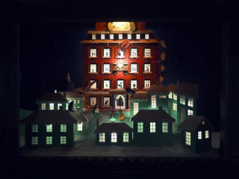 Fortnum & Mason: Christmas Windows, 2 Outdoor Advert by Otherway
