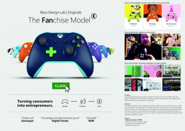 Xbox: Case study Digital Advert by McCann London