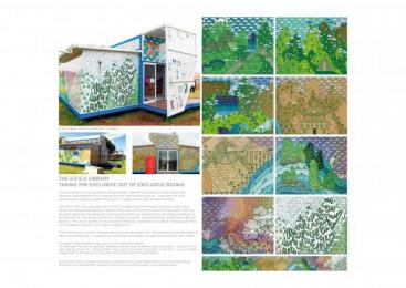 S.E.E.D Libraries: S.E.E.D Libraries, 4 Design & Branding by 140 BBDO Cape Town