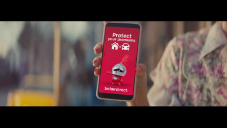belairdirect: Protect your car and home insurance premium Film by TwentyFourSeven