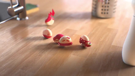 """Babybel: SUPER FROMAGES E03 - """"Astrid la Speed"""" Film by DAREWIN"""