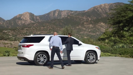 Chevrolet Traverse: Family Reunion Film by McCann USA