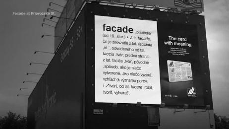 Tatra Banka: Outdoor Print Ad by Vaculik Advertising
