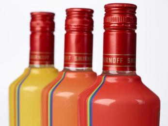 Smirnoff: Choose Love Limited Edition, 5 Design & Branding by Design Bridge Limited