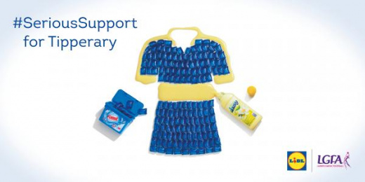 Lidl: Serious Support for Tipperary Print Ad by Irish International BBDO Dublin