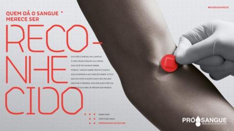 Fundacao Pro-sangue: #EuDouOSangue 4 Digital Advert by BETC São Paulo, Havas Worldwide Sao Paulo