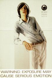 Record Company & Distribution: BOY Print Ad by X-worldwide Partners