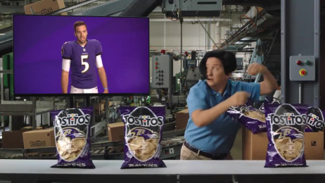 Tostitos: Ravens Film by Goodby Silverstein & Partners San Francisco