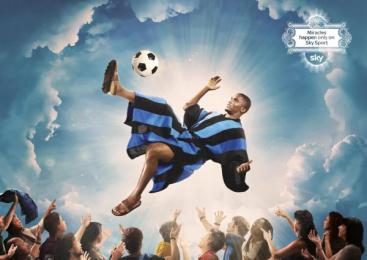 Sky Tv: ETO Print Ad by Grey United Milan