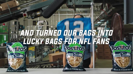 Tostitos: Hero Film by Goodby Silverstein & Partners San Francisco