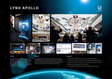 Lynx Apollo Body Spray: LYNX APOLLO Promo / PR Ad by Grand Visual