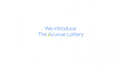 Acuvue: Acuvue Lottery - Film Film by Hongik University