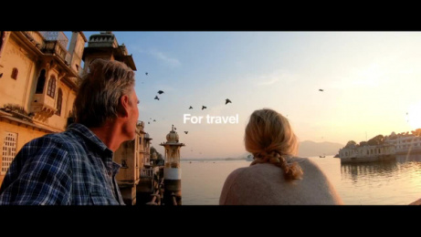 Flight Centre: Open up the world Film by Brave