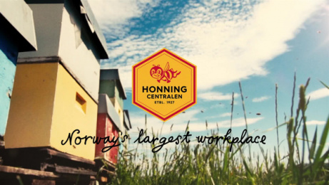 Honningcentralen (The Honey Central): Norway's largest workplace: Female Bosses Film by Atyp Oslo