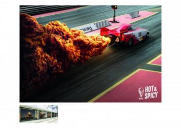 Kentucky Fried Chicken (KFC): Kentucky Fried Chicken (KFC) Print Ad by Ogilvy & Mather Hong Kong