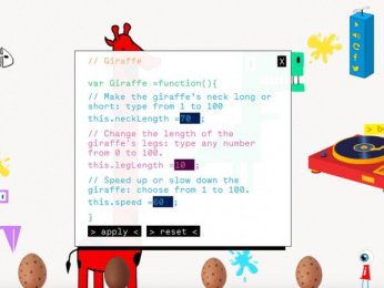 Barclays Bank: Code Playground [image] 3 Print Ad by BBH London