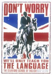 Stamford School Of English: HUNT Print Ad by Cdp-travissully