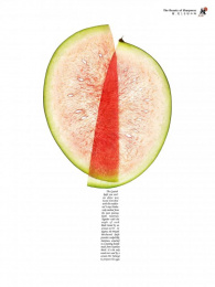 Zwilling J.a. Henckels: Watermelon Print Ad by CLEO PROD, Herezie