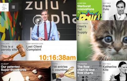 Zulu Alpha Kilo: Zulu Alpha Kilo Digital Advert by Zulu Alpha Kilo, Zulubot
