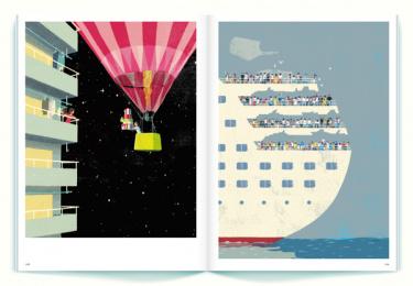 Genkosha: The Art Of Tatsuro Kiuchi, 6 Print Ad