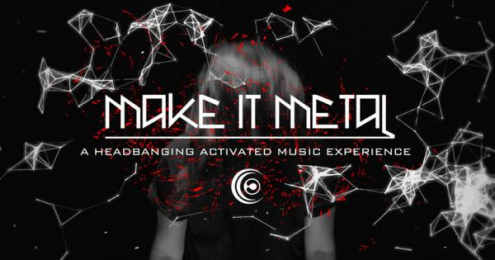 Sony Music Entertainment: Make It Metal Digital Advert by Ogilvy & Mather Tokyo