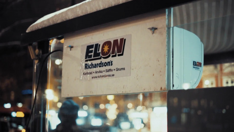 ELON: The Heated Bus Shelter Film by Bacill
