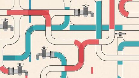 Yoshida Hideo Memorial Foundation: Pure Design, 5 [alternative version] Print Ad by Creative Power Unit Tokyo, Dentsu Inc. Tokyo