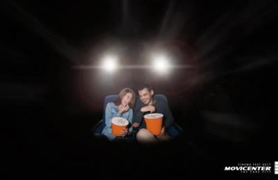 Movicenter Cinema Fest: Cinema Fest Print Ad by Inbrax Santiago