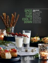 Got Milk?: Food & Milk, 1 Print Ad by Goodby Silverstein & Partners San Francisco