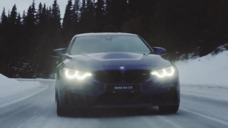 BMW: Christmas Safety Card Film by Air Brussels
