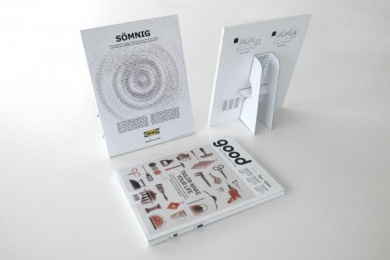 IKEA: The Sleepiest Print Ad Ever Made, 2 Design & Branding by Memac Ogilvy & Mather Dubai