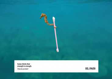 El País: What do you think?, 6 Print Ad by Shackleton Spain