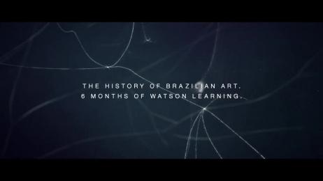 IBM Watson: The Voice of Art Film by Bando, Ogilvy Sao Paulo