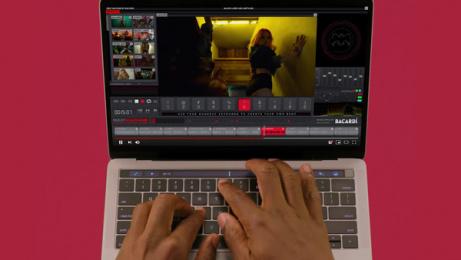 Bacardi: Beat Machine Film by BBDO New York, BBDO Studios, Stink