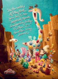 Play-doh: Emerging Species Print Ad by DDB Paris