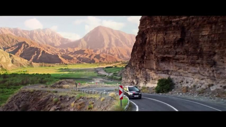 Ford: Courier Blackline Film by GTB Istanbul